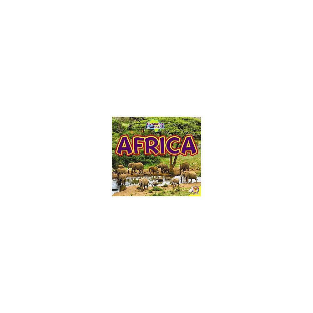 Africa (Paperback) (Alexis Roumanis)