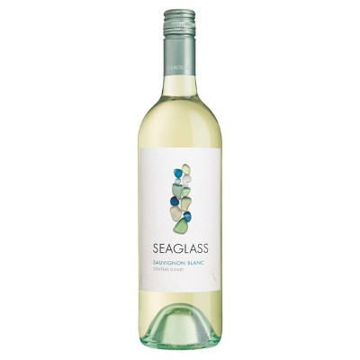 Sea Glass Sauvignon Blanc White Wine - 750ml Bottle