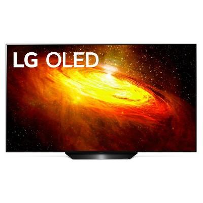 LG 55'' Class 4K UHD Smart OLED TV - OLED55BXPUA