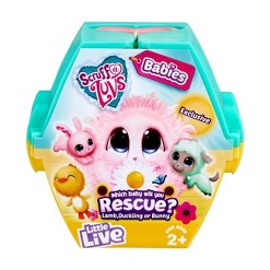 Little Live Scruff-a-Luvs Babies Single Pack - EASTER