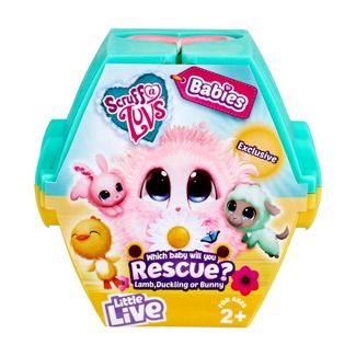 Little Live Scruff-a-Luvs Babies Single Pack - EASTER