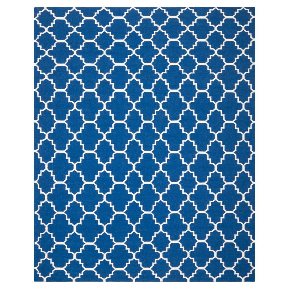 Compare Sabine Dhurry Rug - Dark Blue - (6x9) - Safavieh