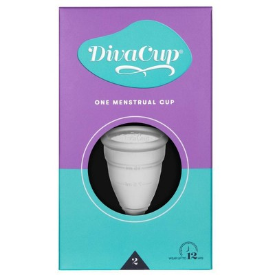 The Diva Cup Model 2 Menstrual Cup