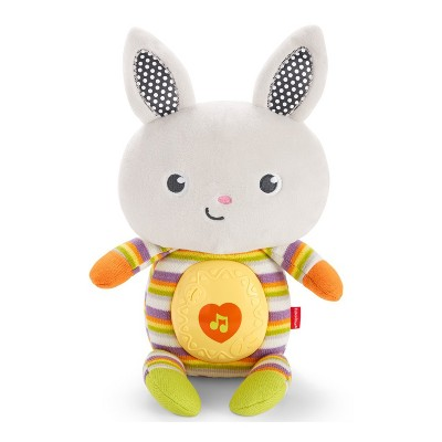 Fisher-Price Tiny Garden Sweet Sounds Bunny