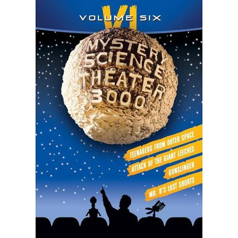 Mystery Science Theater 3000 Collection Vol. 6 (DVD) - image 1 of 1