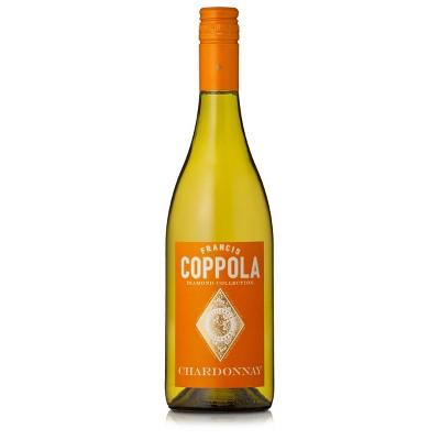Francis Coppola Diamond Chardonnay White Wine - 750ml Bottle