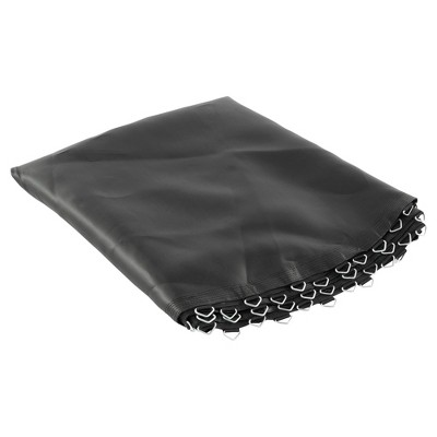 Upper Bounce Trampoline Replacement Jumping Mat for 12' Round Frames - Black