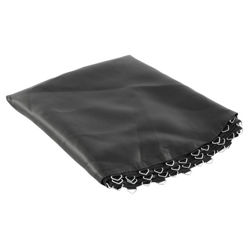 Upper Bounce Trampoline Replacement Jumping Mat for 12' Round Frames - Black - image 1 of 4