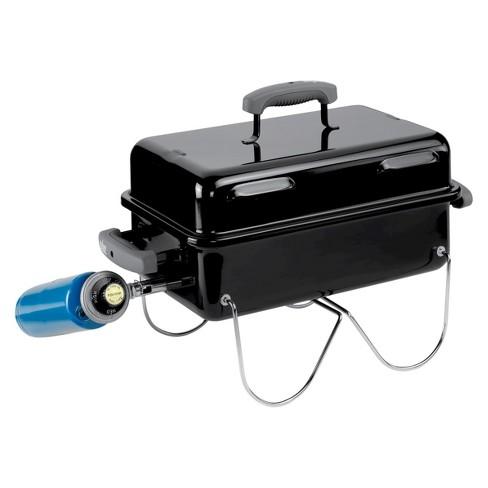 Moderne Weber® Go-Anywhere Gas Grill Model 1141001 : Target CW-91
