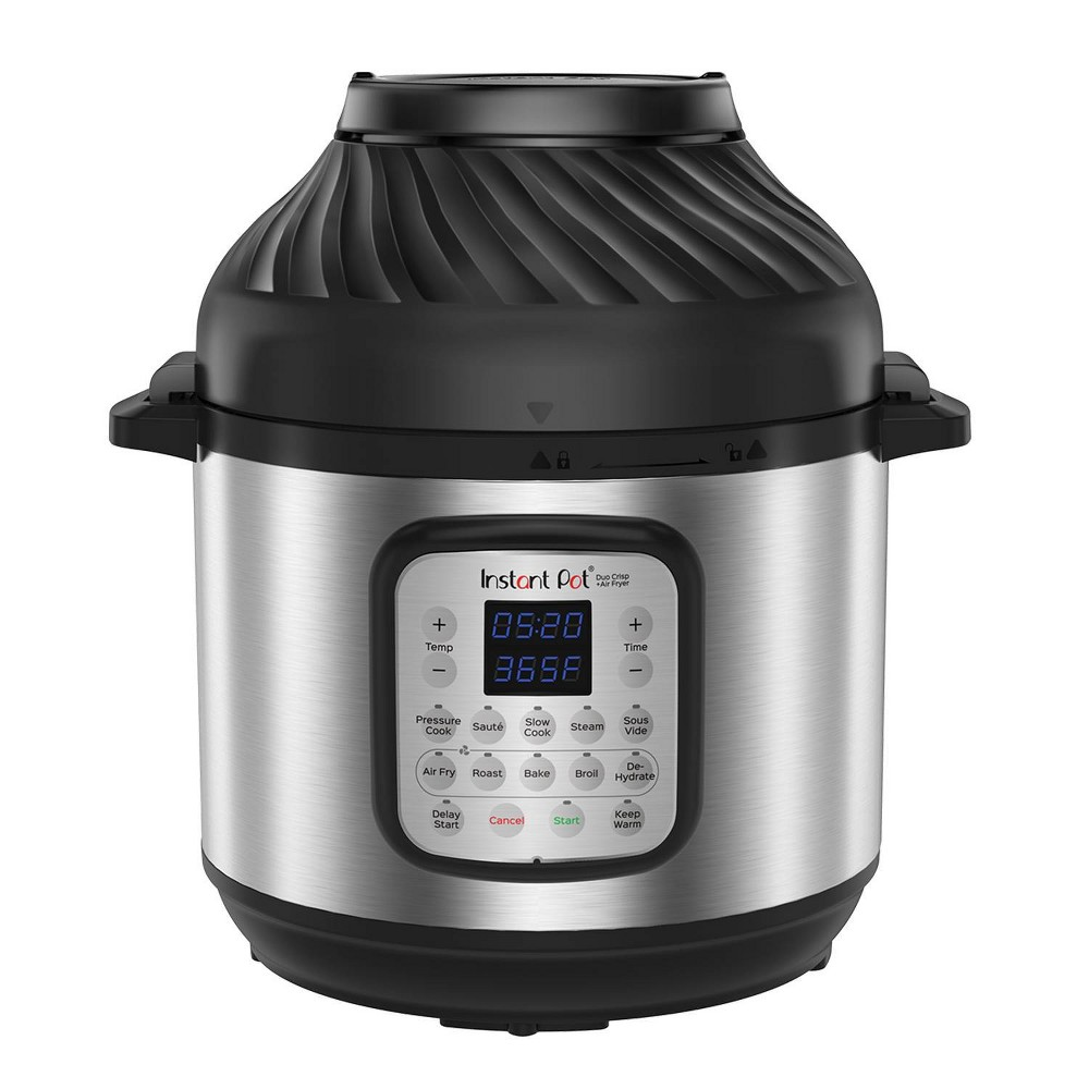 Turn Your Instant Pot into an Air Fryer with THIS