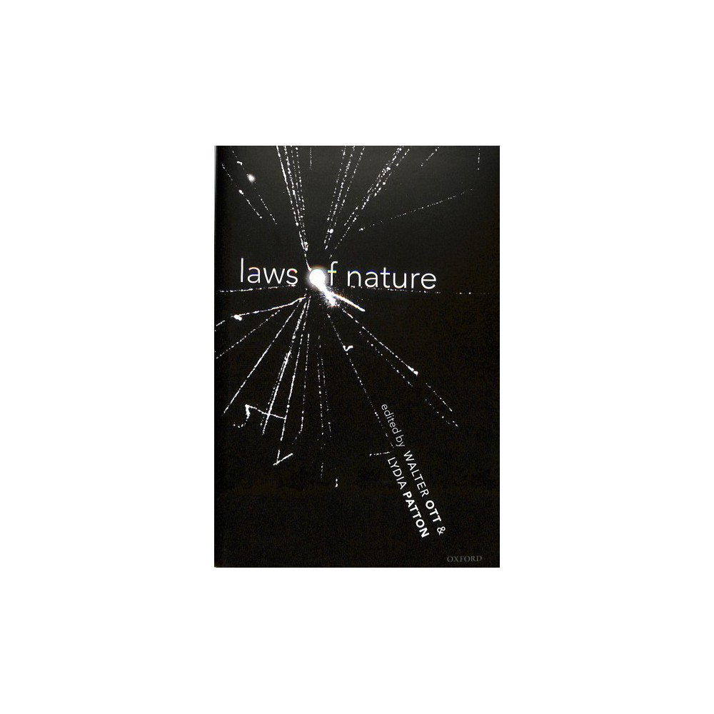 Laws of Nature - (Hardcover)