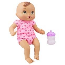 Baby Alive Luv'n Snuggle Baby Doll - Brown Hair