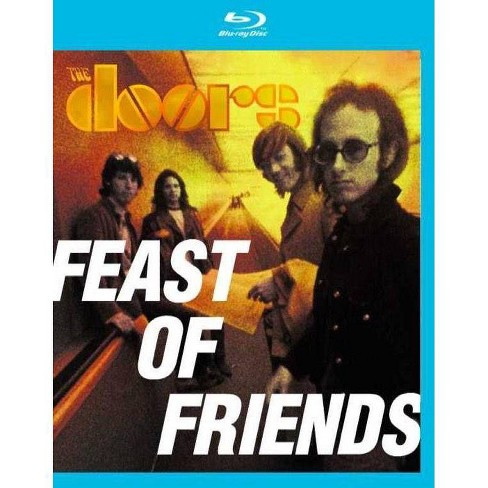 The Doors: Feast of Friends (Blu-ray) - image 1 of 1