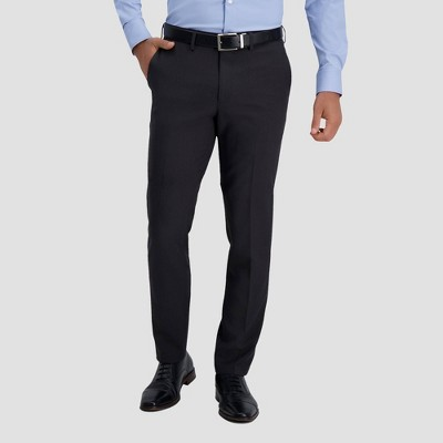 Haggar H26 Men's Premium Stretch Slim Fit Dress Pants