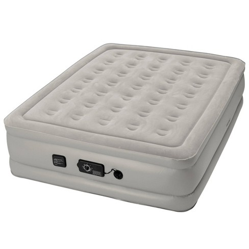 """Insta-Bed 19"""" Air Mattress with Neverflat Pump - Queen - image 1 of 4"""