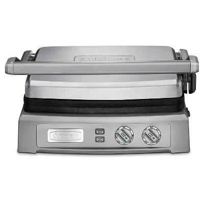 Cuisinart® Griddler Deluxe - Stainless Steel GR-150