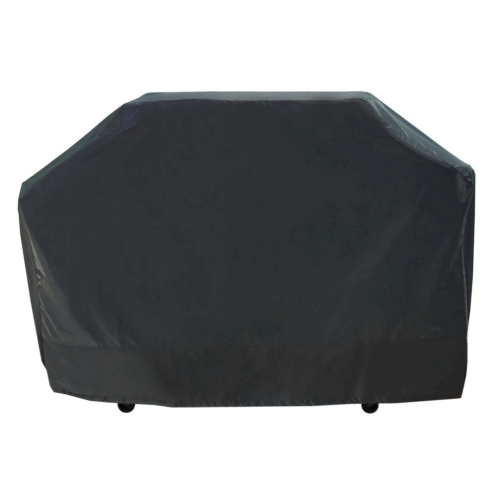 Seasons Sentry 55 Small Grill Cover, Black 50452416