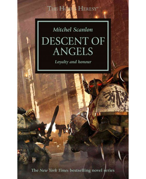 Descent of Angels ( The Horus Heresy) (Paperback) - image 1 of 1