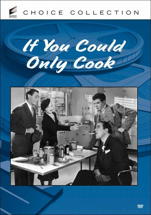 If you could only cook (DVD) - image 1 of 1