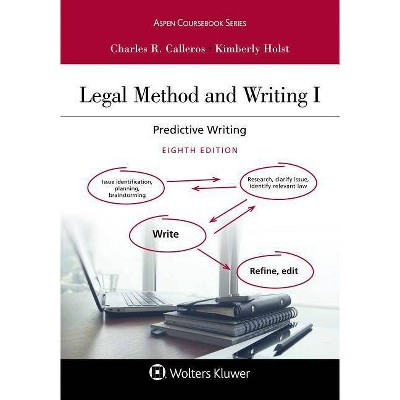 Legal Method And Writing I Aspen