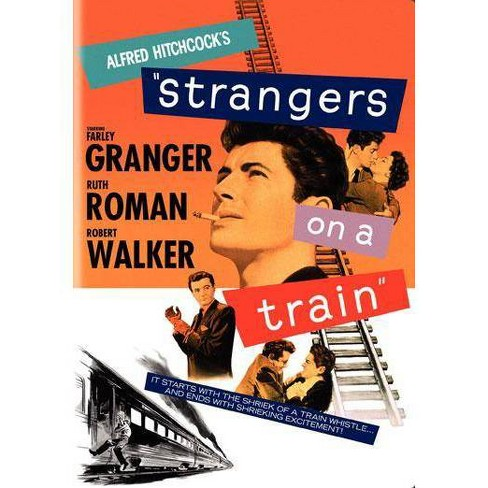 Strangers On A Train (DVD) - image 1 of 1