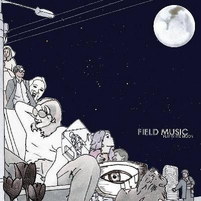 Field Music - Flat White Moon (Vinyl)