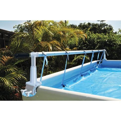 Kokido Solaris Ii Above Ground Swimming Pool Cover Reel & Tube Set ...