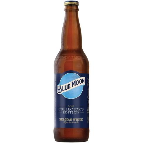 Blue Moon Belgian White Wheat Ale - 22 fl oz Bottle - image 1 of 1