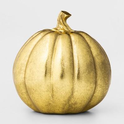 Pumpkin Figural Large - Gold - Threshold™