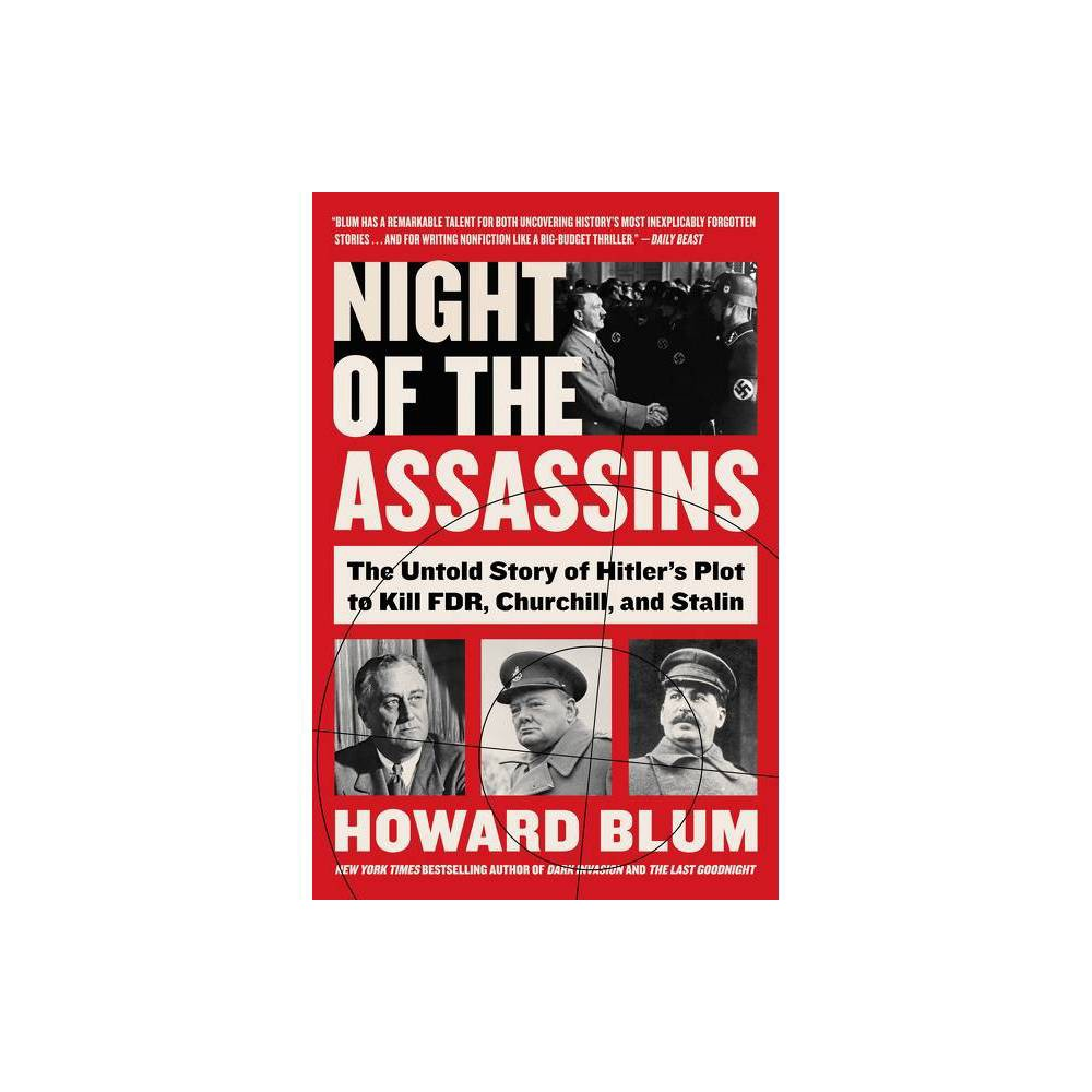 Night Of The Assassins By Howard Blum Paperback