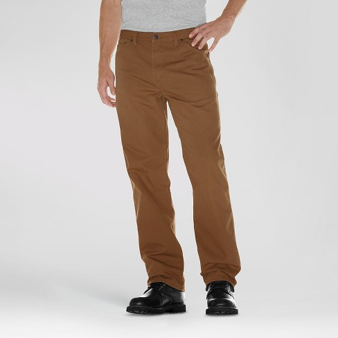 Dickies® Men's Relaxed Straight Fit Canvas Carpenter Jeans - image 1 of 4