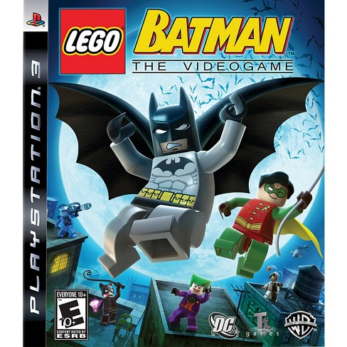 LEGO Batman: The Videogame PlayStation 3 - image 1 of 1