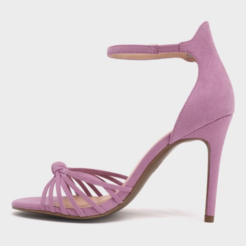 7f5712cb3141 Women s Truth Knotted Stileto Pumps - Who What Wear   Target