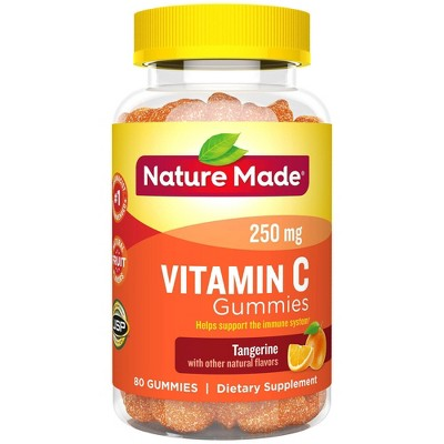 Vitamins & Supplements: Nature Made Vitamin C Gummies