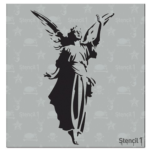 Stencil1® Angel - Stencil 5 75