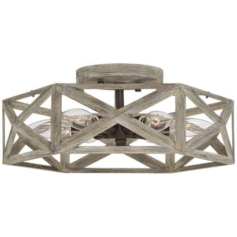 Possini Euro Design Farmhouse Ceiling