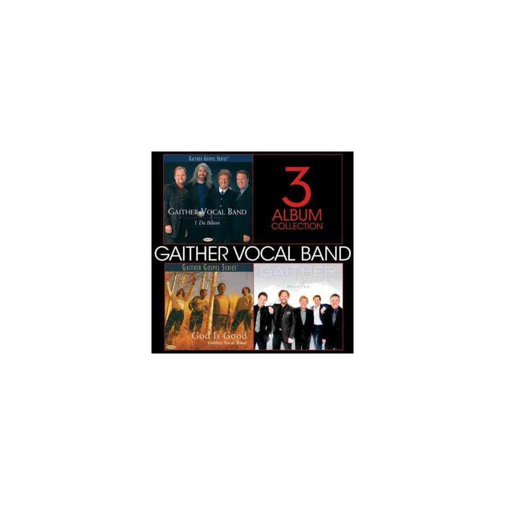 Gaither Vocal Band - 3 Album Collection: Gaither Vocal Band (CD)