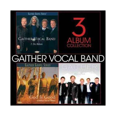 Gaither Vocal Band - 3 Album Collection: Gaither Vocal Band (CD) - image 1 of 1