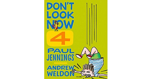 Don't Look Now 4 : Hobby Farm and Seeing Red (Paperback) (Paul Jennings) - image 1 of 1