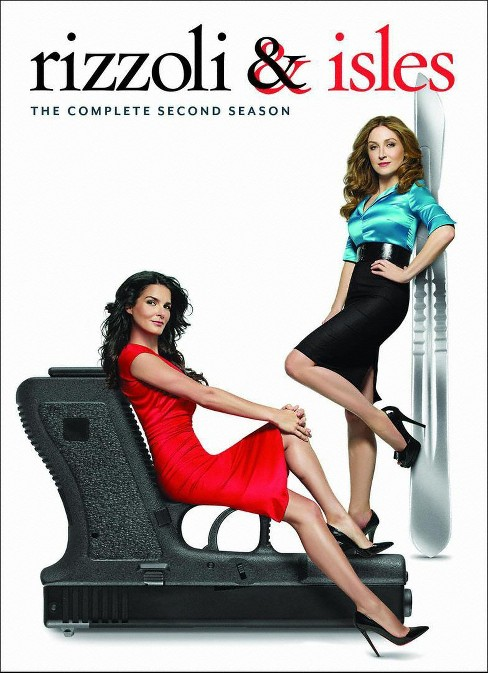 Rizzoli & Isles: The Complete Second Season [3 Discs] - image 1 of 1