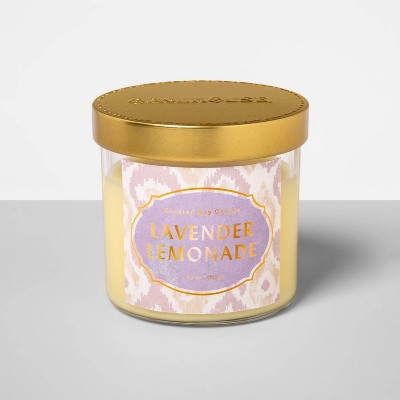 4.1oz Glass Jar Candle Lavender Lemonade - Opalhouse™