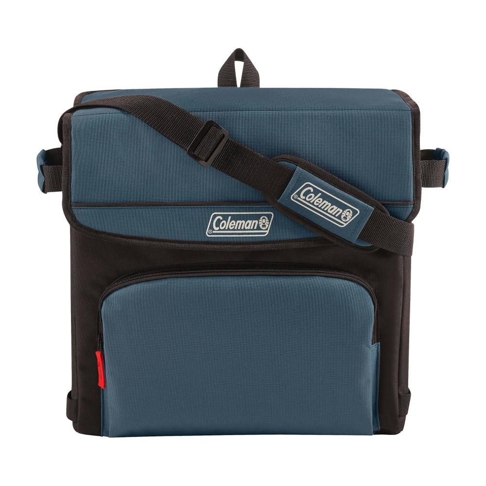 Coleman Collapsible Soft Sided 45qt Cooler Bag Slate
