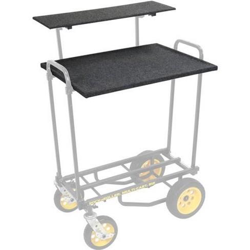 Rock N Roller Multi-Cart 2 Tier Multi Media Shelf for R8, R10, R11G, R12 Cart - image 1 of 4