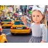 "Our Generation 18"" Fashion Doll with Pom Pom Skirt - Bina - image 2 of 3"