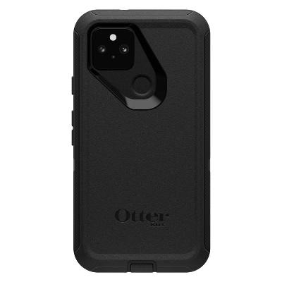 OtterBox Google Pixel 5 Defender Case - Black