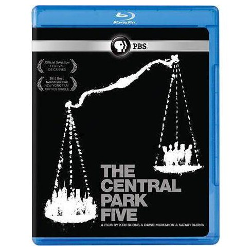 The Central Park Five (Blu-ray) - image 1 of 1
