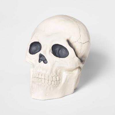 """17"""" Giant Skull Decorative Halloween Prop - Hyde & EEK! Boutique™"""