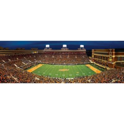 NCAA Oklahoma State Cowboys 1000pc Panoramic Puzzle