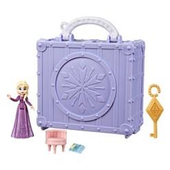 Disney Frozen 2 Pop Adventures Elsa's Bedroom Pop-up Playset