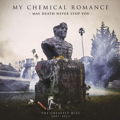 My chemical romance - May death never stop you (CD) - image 1 of 1